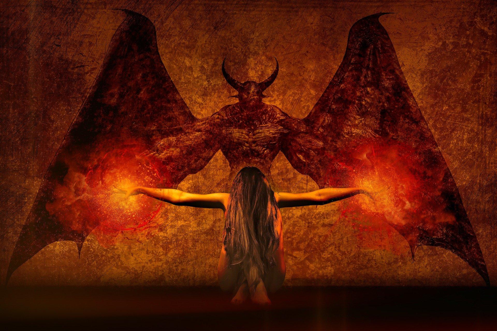 sztuczka diabła